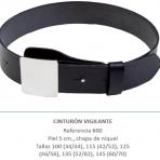 Cinturón vigilante