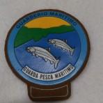 Parche Guarda Pesca Marítimo con velcro y tip